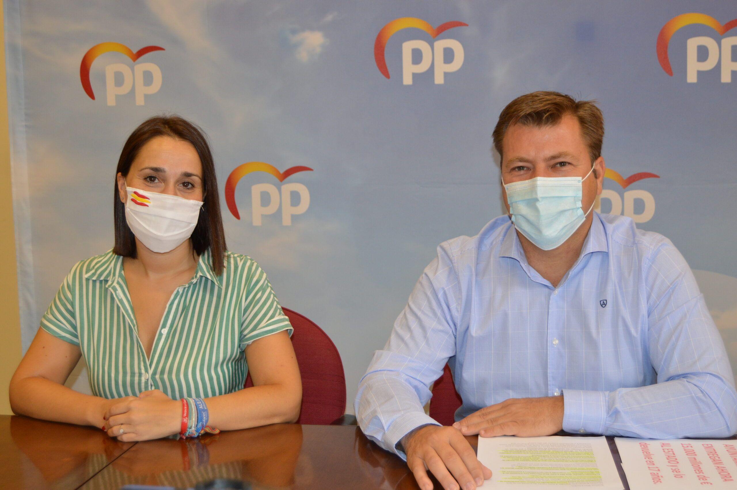 El PP pide un Pleno en la Diputación para instar al Gobierno a no apropiarse de los ahorros de los ayuntamientos y la institución provincial