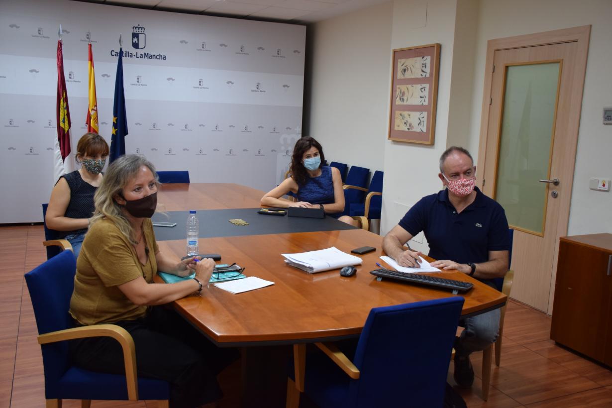 El Gobierno de Castilla-La Mancha trabaja para adaptar el desarrollo del proyecto Redera+ a las circunstancias del COVID-19