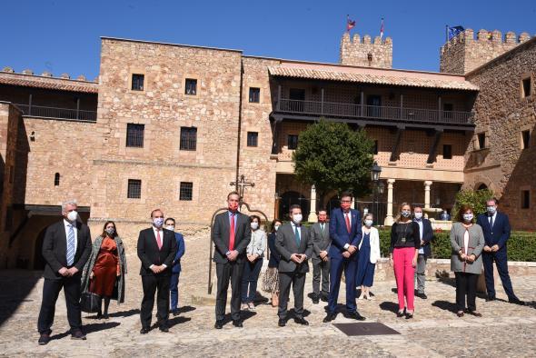 El Gobierno de Castilla-La Mancha reafirma su apuesta por la promoción de la región como destino turístico de interior, de calidad y sostenible