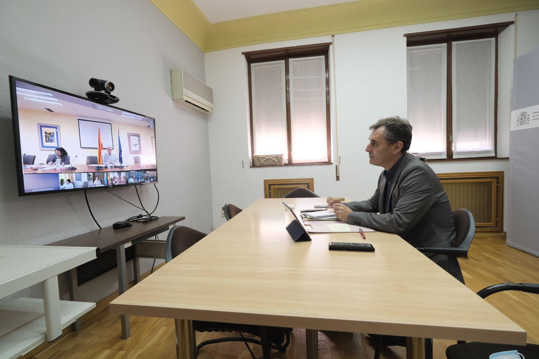 Tierraseca defiende el valor de los ERTE para el mantenimiento del empleo de los castellano-manchegos