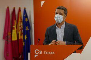 """""""Ni un alcorque vacío en Toledo"""": Cs pide un programa de reposición de arbolado para mejorar la infraestructura verde en todos los barrios"""