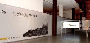"""""""10 AÑOS EN TOLEDO, CERCA DE TI, CERCA DE TODOS"""""""