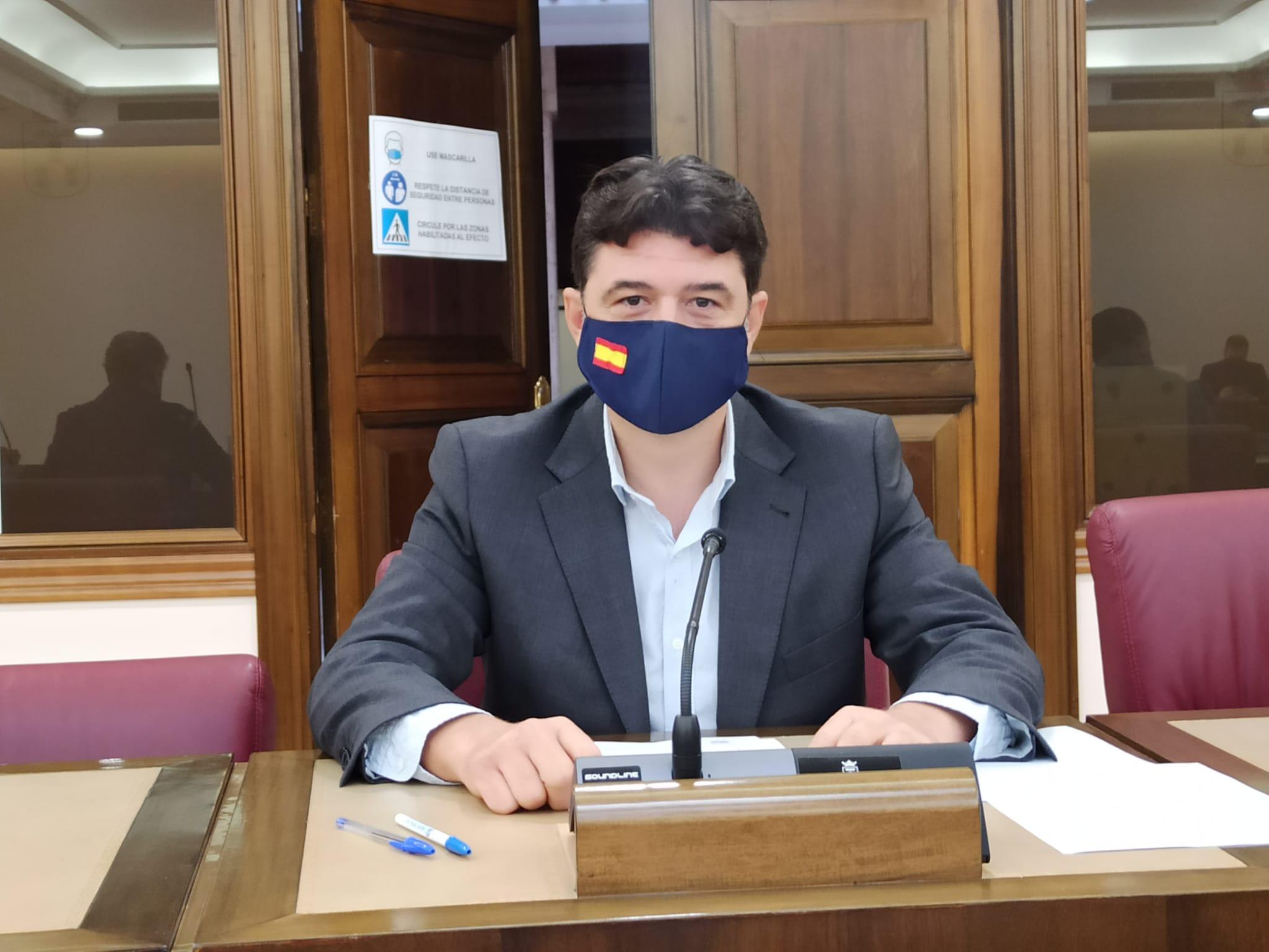 El Partido Popular lamenta que PSOE y Podemos se opongan a la moción para combatir la ocupación ilegal de viviendas que finalmente ha salido adelante en el pleno con los votos de PP, Ciudadanos y Vox