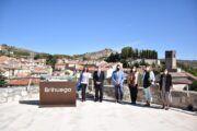 El Gobierno de Castilla-La Mancha valora la adhesión del Castillo de la Piedra Bermeja de Brihuega a la Red Nacional de Patrimonio Histórico