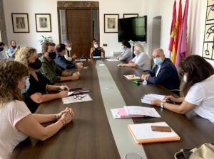 Mejoras de alumbrado público en Buenavista y Polígono por medio millón de euros