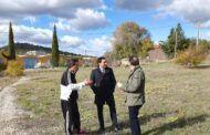 El Ayuntamiento de Priego cede a la Diputación los terrenos para la construcción del parque de bomberos