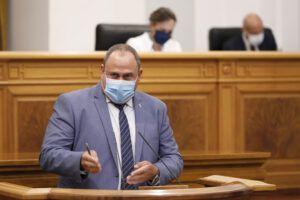 Martínez defiende el compromiso del Gobierno de CLM con el sector taurino, con quien acordó medidas en mayo