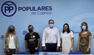 El PP-CLM exige a García Page que trabaje para que el Centro de Estudios Penitenciarios aparezca en los Presupuestos Generales del Estado