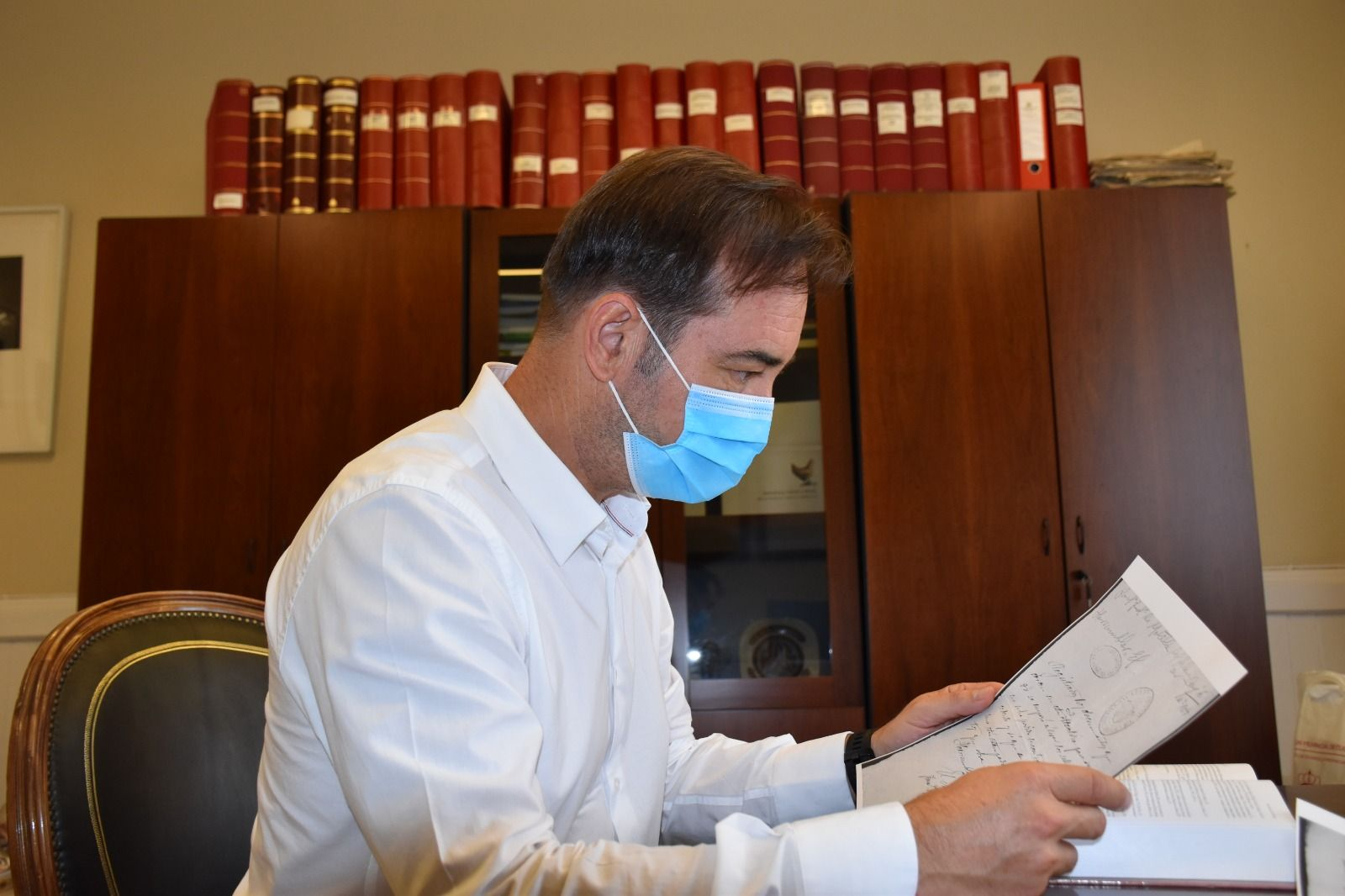 La Diputación destinará 240.000 euros para que más de una veintena de ayuntamientos ordenen sus archivos históricos