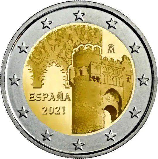 La Fábrica Nacional de la Moneda dedica a Toledo una moneda de 2 euros que entrará en circulación el próximo año