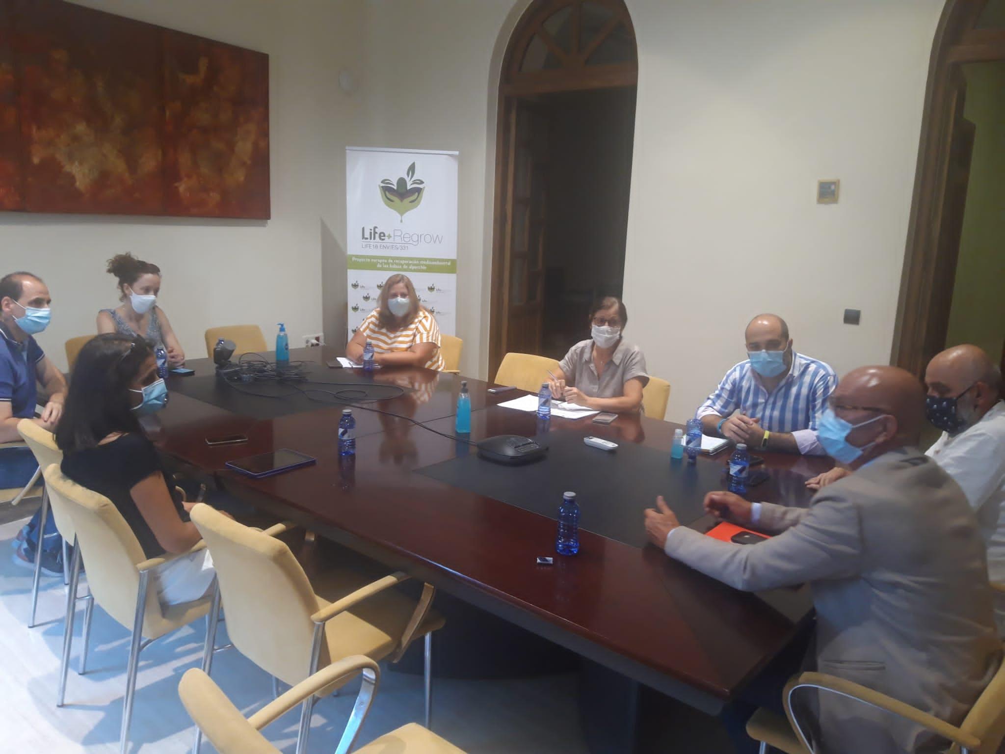 El Ayuntamiento de Mora se coordina con los centros escolares para la inminente vuelta al cole