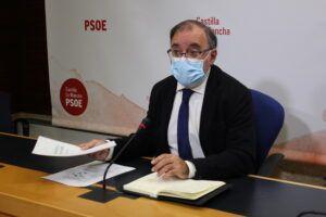 """Mora rechaza la enmienda del PP a los presupuestos de CLM para 2021 y le pide unidad para """"generar esperanza"""""""