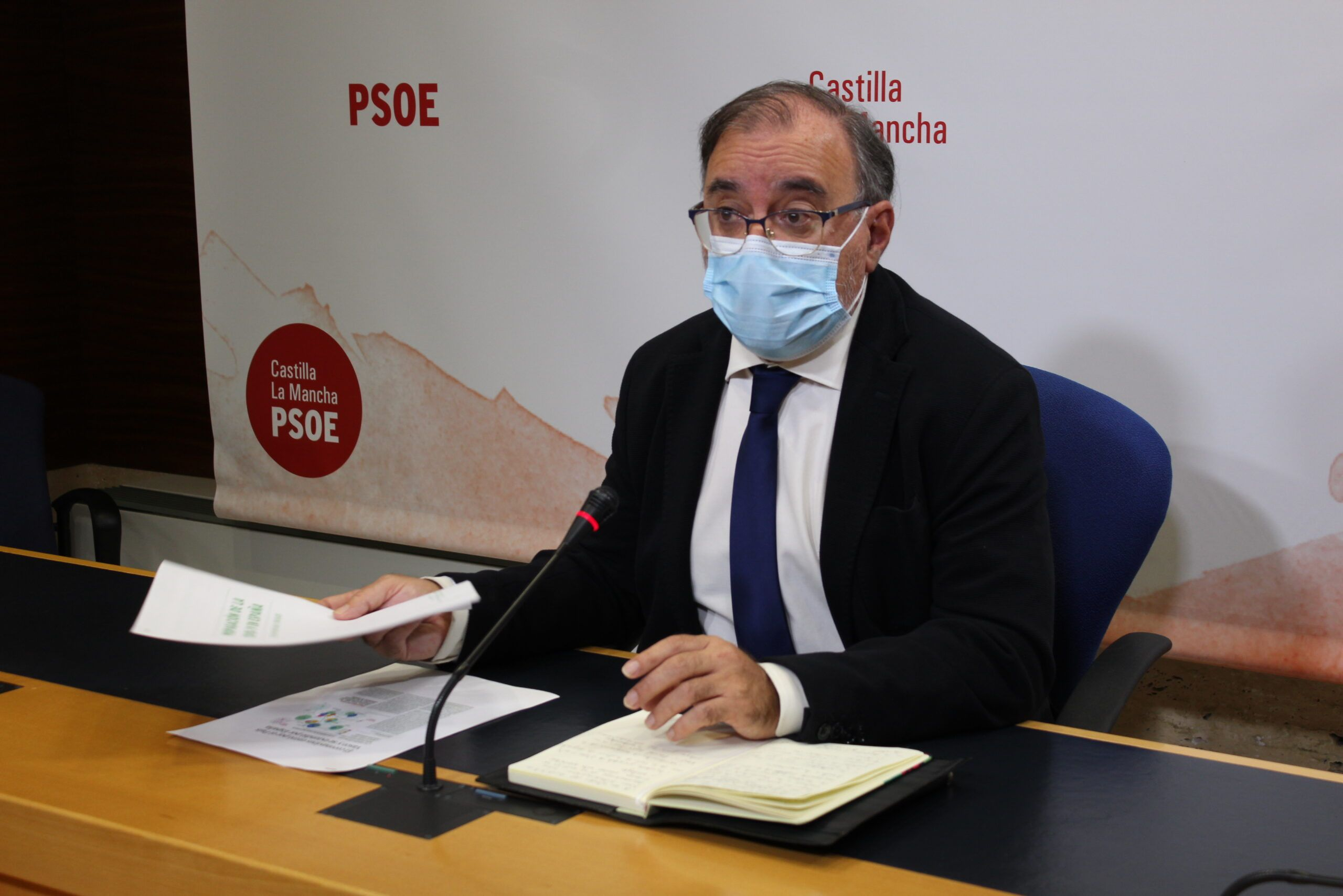Mora rechaza la enmienda del PP a los presupuestos de CLM para 2021 y le pide unidad para