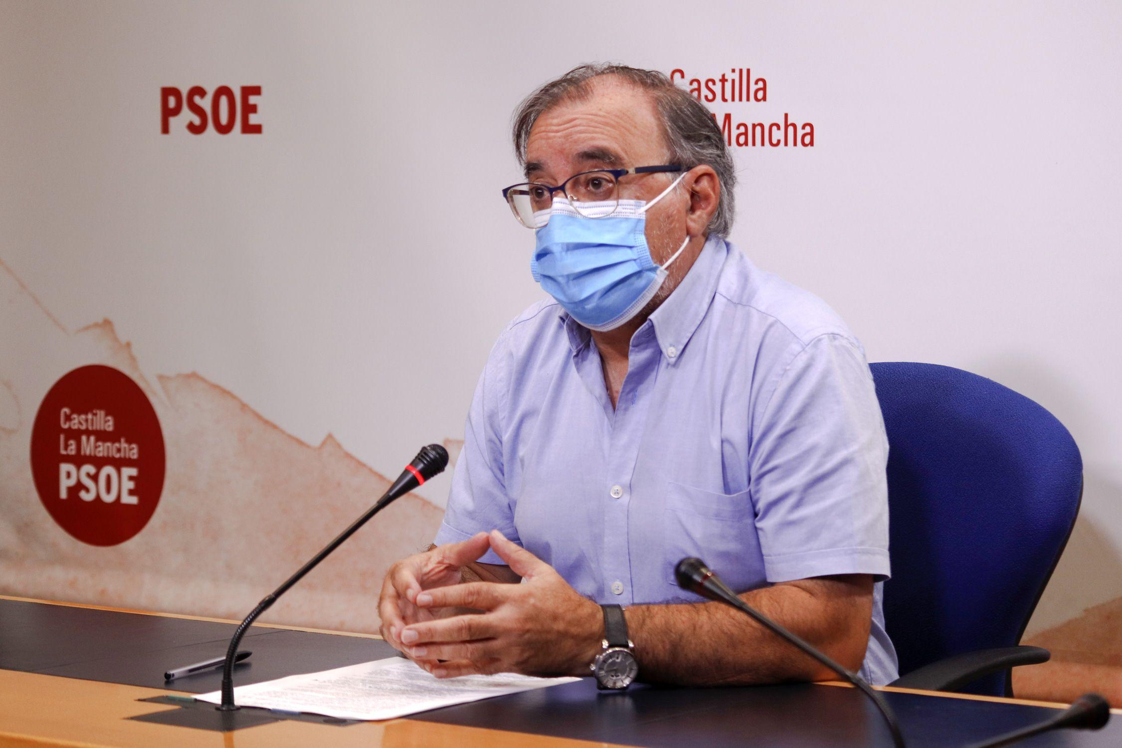 Mora reclama a Núñez que defienda a CLM y recalca que el