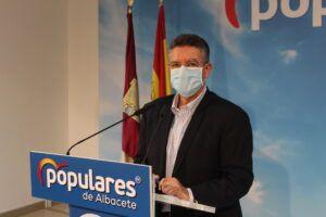 """Moreno pide a Page que deje de """"mirar a la Comunidad de Madrid, y dote ya de recursos a la Atención Primaria de Castilla-La Mancha"""""""