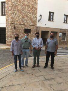El PP de Munera exige el arreglo de la totalidad de la CM-3119 que une el municipio con Villarrobledo