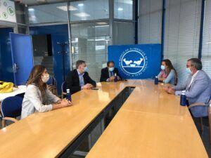 """Navarro lamenta que CLM y España """"no tengan a nadie a los mandos"""", por lo que exige a Page y a Sánchez que adopten medidas ante la segunda ola de contagios"""