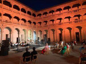 """Toledo vive con éxito y responsabilidad la tercera edición de 'La Noche del Patrimonio' adaptada a las """"circunstancias covid"""""""