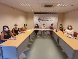 El Ayuntamiento de Olías del Rey pone en marcha un plan de medidas para apoyar una vuelta al cole segura
