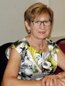 Adelina Gil retoma la presidencia de AMFAR Soria