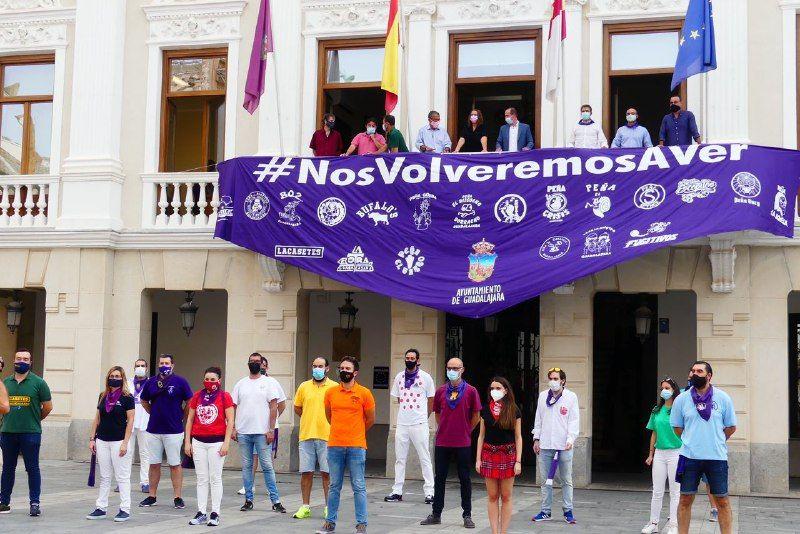 El grupo municipal de Cs Guadalajara lanza un vídeo para pedir responsabilidad y conciencia social en estas no ferias 2020