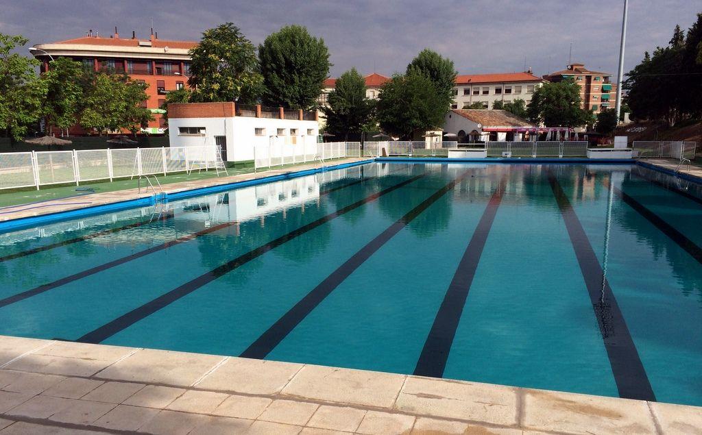 Unos 45.000 usuarios disfrutan de las piscinas municipales de verano durante los meses de junio y julio