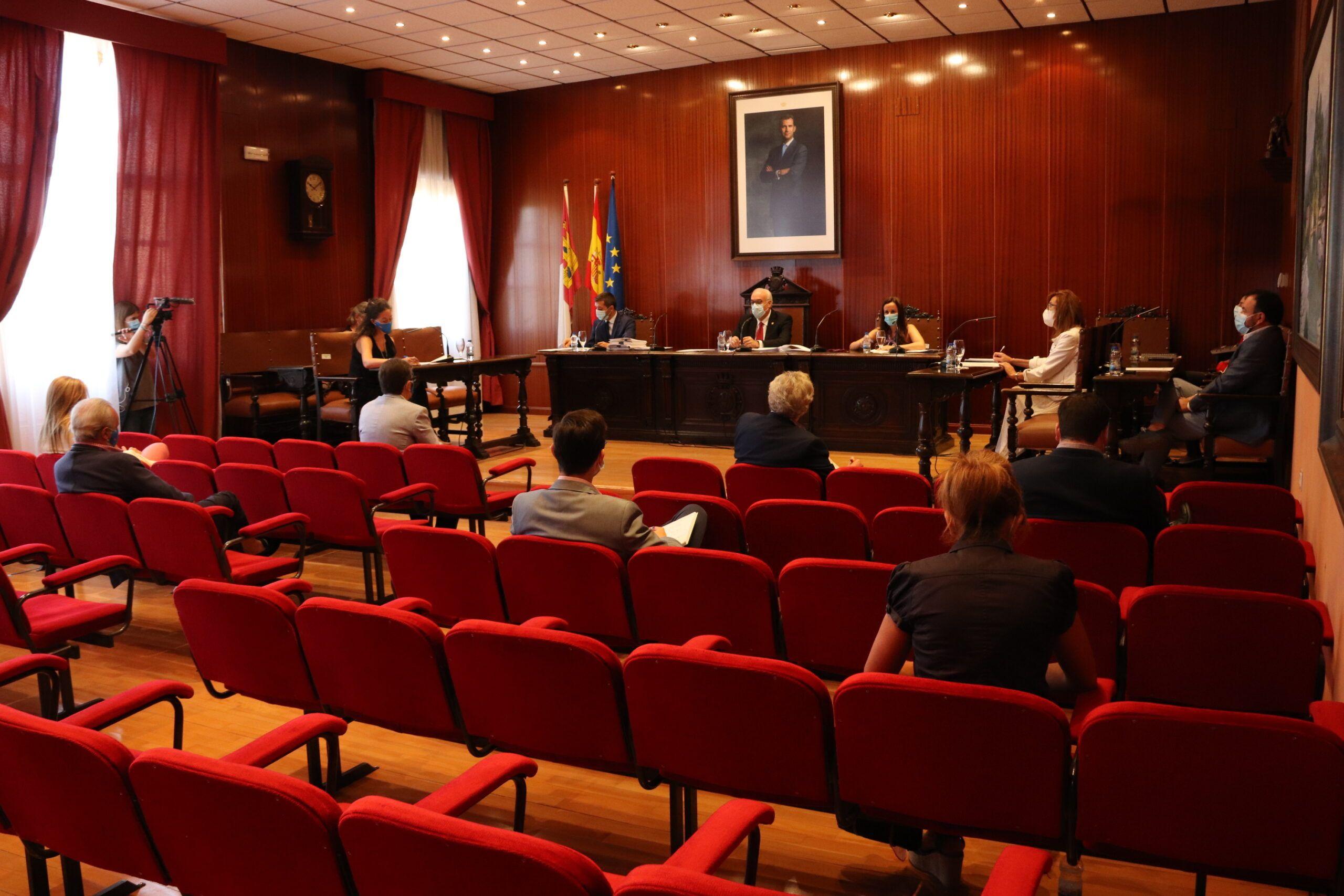 Laura Carrillo tomará posesión como concejala en el pleno del lunes