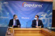"""El PP-CLM advierte al Gobierno de Page que """"no va a consentir"""" que los habitantes del mundo rural sean los """"paganos"""" de las consecuencias de la crisis sanitaria"""
