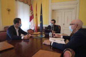 El delegado del Gobierno en Castilla-La Mancha reivindica el programa del 1,5% Cultural como motor de recuperación social