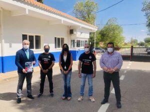 """Rosa Romero: """"Pedimos que los funcionarios de prisiones sean Agentes de la Autoridad y se mejoren sus condiciones profesionales"""""""