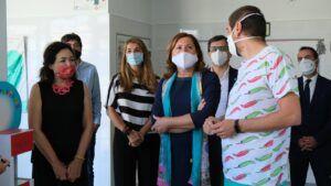 El Gobierno regional refuerza las plantillas de los 11 centros públicos de Educación Especial con 22 Auxiliares Técnico Educativo y 14 profesionales de limpieza