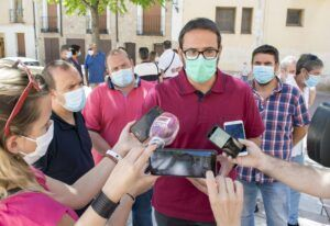 Gutiérrez: La reunión de mañana es una prueba de lo que Núñez niega, Madrid es epicentro de una pandemia de la que no tiene culpa