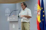 Simón notifica que España vive
