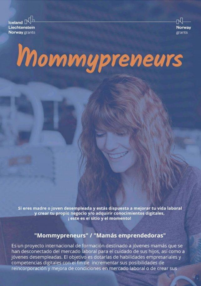 El Ayuntamiento de Talavera abre el plazo de inscripción de la IV edición del proyecto internacional Mommypreneurs