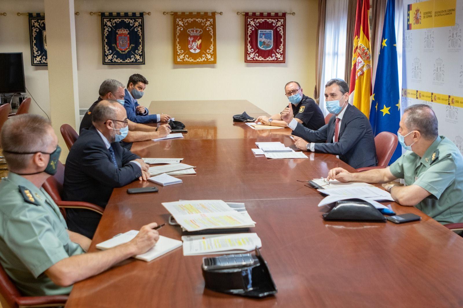 La Delegación del Gobierno de España en Castilla-La Mancha crea la Comisión Regional Contra la Ocupación Ilegal de Viviendas