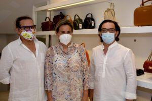 Tolón destaca el apoyo municipal a la reactivación del comercio en la apertura de un nuevo establecimiento de moda