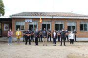 El Gobierno regional reconoce la labor de Protección Civil de Torrijos que ha dedicado más de la mitad de sus servicios de este año a minimizar los efectos negativos del Covid-19