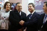 García-Page recoge el premio ´Turismo de Interior´ que otorga el periódico ´La Razón´ a Castilla-La Mancha