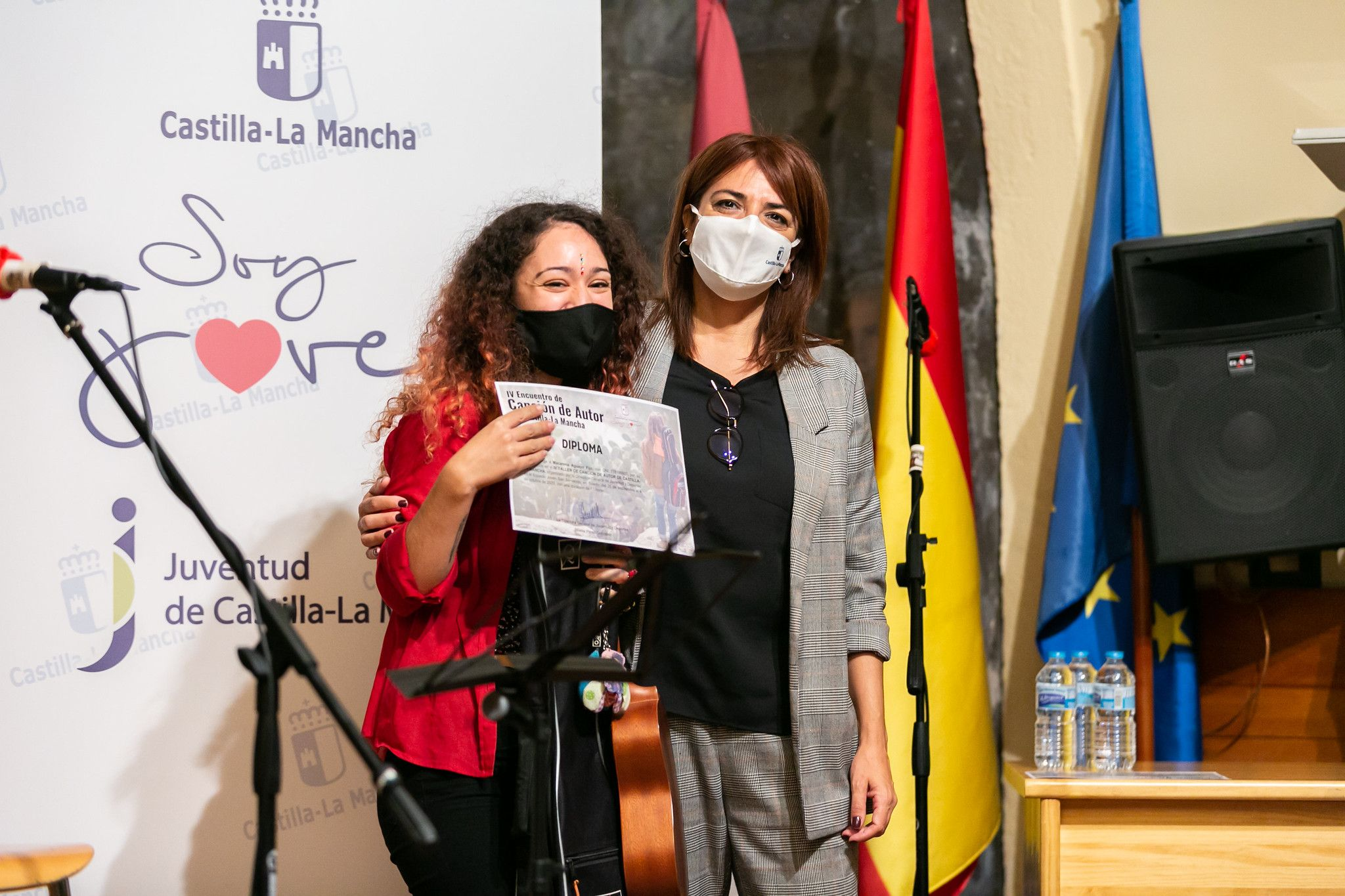 El Gobierno regional ampliará el próximo año el encuentro de 'Canción de Autor' a otras disciplinas artísticas