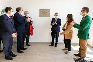 El próximo lunes comenzará a funcionar el nuevo Consultorio Local de El Señorío de Illescas, inaugurado hoy por el presidente de Castilla-La Mancha