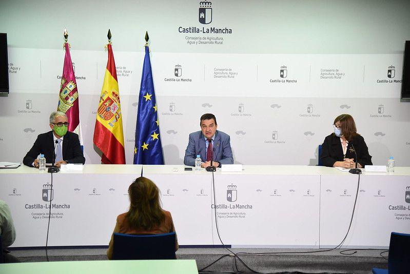 Castilla-La Mancha apuesta por la innovación, la modernización y la profesionalización del sector para que las explotaciones agrarias sean rentables