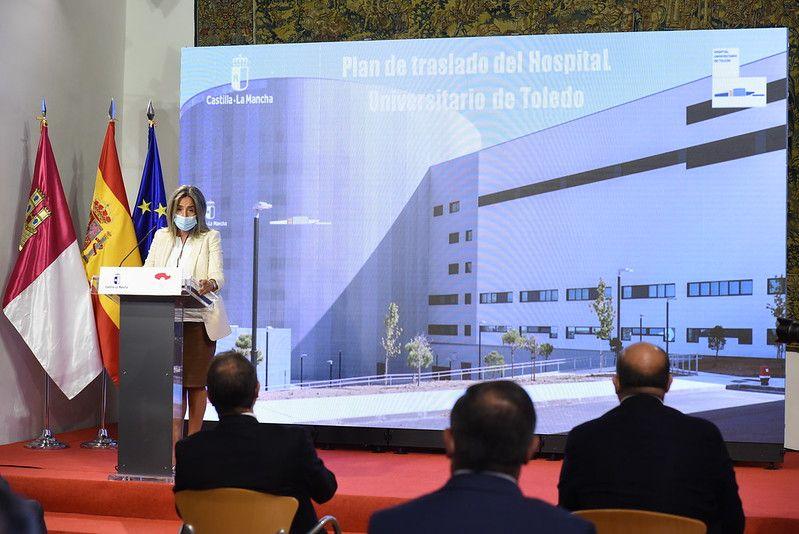Tolón anuncia tres nuevos autobuses, refuerzo de líneas para el nuevo hospital y más inversiones en Vía Tarpeya