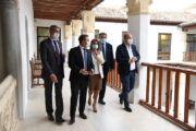 """García-Page define el traslado del nuevo Hospital Universitario de Toledo como la """"operación más compleja del sistema sanitario"""" de la historia de la región"""