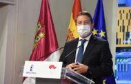 """García-Page reclama una """"medida homologable"""" entre el Gobierno nacional y las Comunidades Autónomas para abordar el avance de la COVID-19"""
