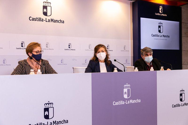 El Gobierno de Castilla-La Mancha prevé que 25.000 familias se beneficien de prestaciones económicas en este año 2020