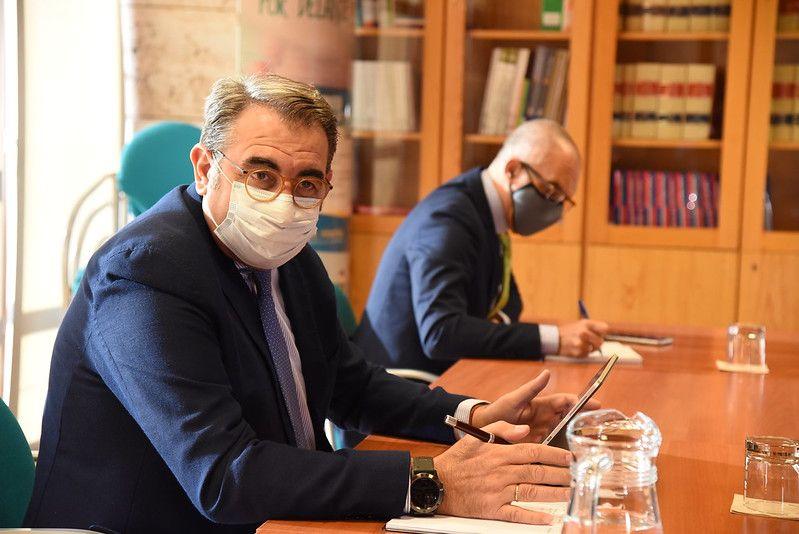 Castilla-La Mancha revisará en Consejo de Gobierno el articulado del Decreto de Alarma con criterios de actuación muy parecidos a los ya existentes en las medidas especiales complementarias de nivel 1, 2 y 3
