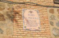 La ciudad salda una deuda histórica con Benito Pérez Galdós en el centenario de su muerte dedicándole el Paseo Virgen de Gracia