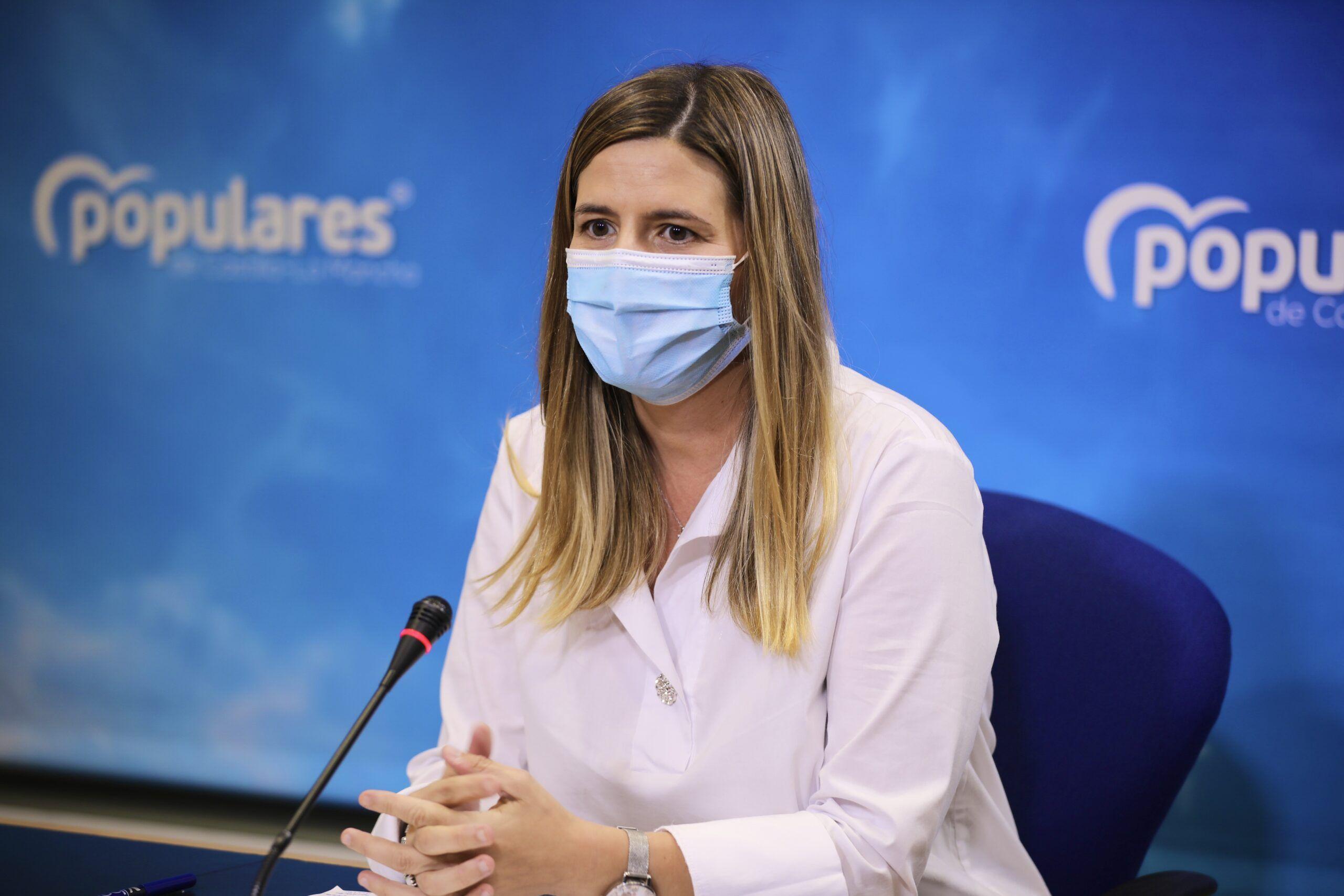 """Agudo: """"El PP-CLM dice sí al mérito, capacidad y esfuerzo, y no al adoctrinamiento y al pensamiento único que es lo que quiere el PSOE de Page y Sánchez"""""""