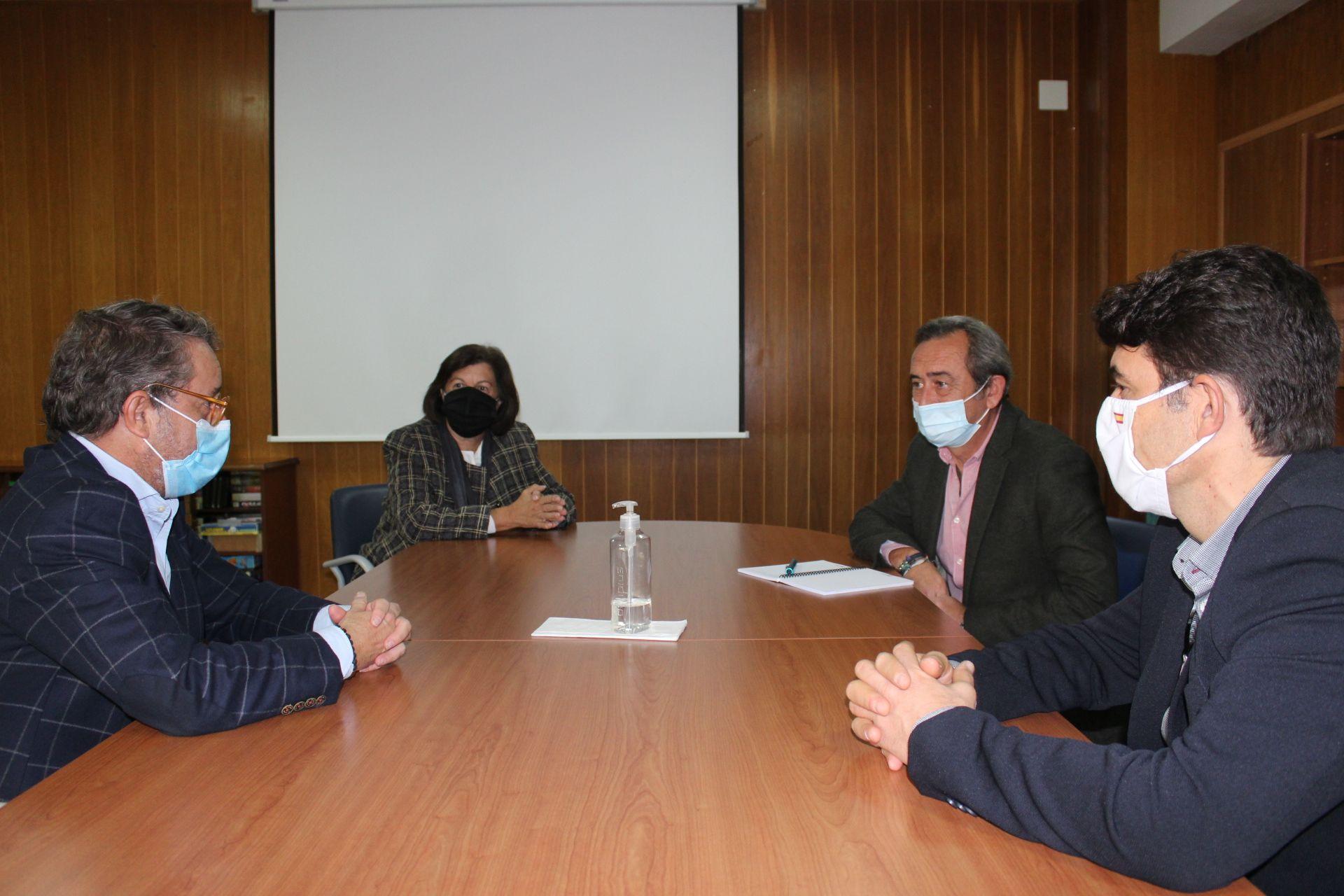 Martínez traslada el respaldo del Grupo Popular a AFAEPS por su importante labor socio sanitaria en el campo de la Salud Mental