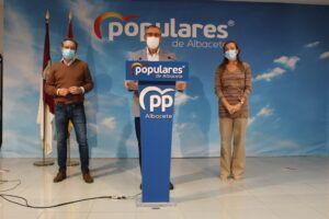 El PP de Albacete iniciará una campaña de recogida de firmas para apoyar la Proposición de Ley contra la ocupación ilegal de viviendas